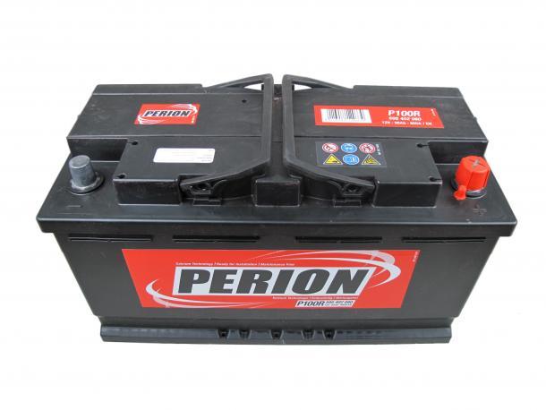 Perion autó akkumulátor 12v 95ah jobb+