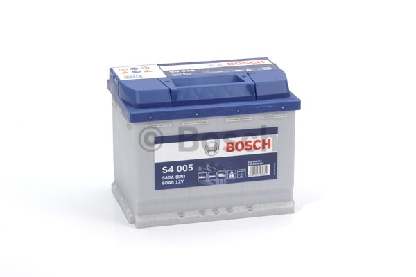 Bosch S4 akkumulátor 12v 60ah jobb+