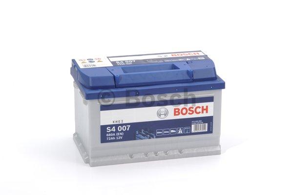 Bosch S4 akkumulátor 12v 72ah jobb+