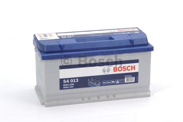 Bosch S4 akkumulátor 12v 95ah jobb+