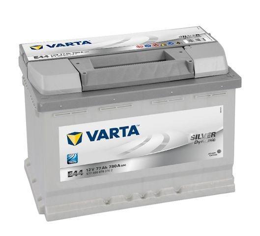 Varta Silver Dynamic akkumulátor 12v 77ah jobb+